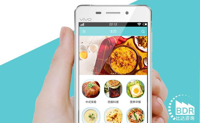 菜谱APP正加大电商转型,亟待挖掘新的盈利点