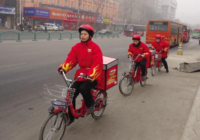 美国外卖O2O创业热退潮 中国还能撑多久?