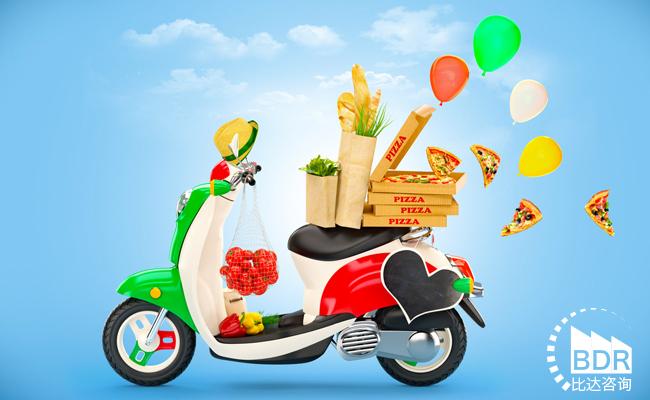 2016年第3季度中国第三方餐饮外卖市场研究报告