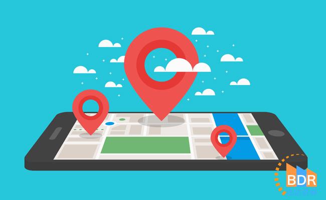 1月手机地图APP:两强格局明显