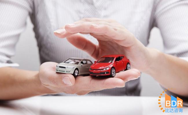 2017年1月汽车保养类APP月活跃用户数排行