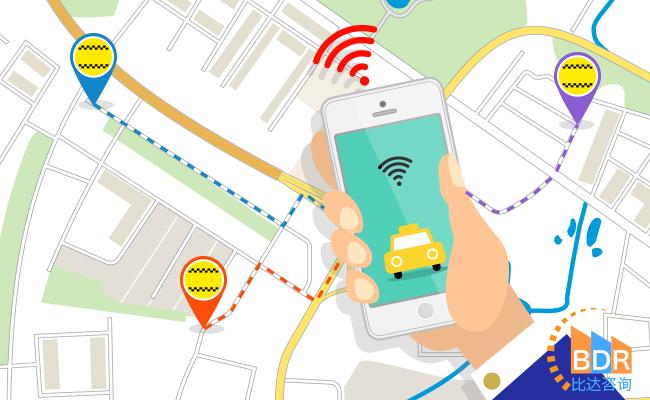 2017上半年中国网约车APP产品监测报告